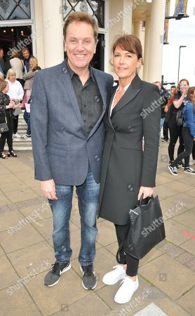 Stock Picture of Brian Conley and Anne-Marie Conley