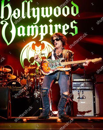 Hollywood Vampires - Joe Perry