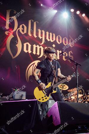 Hollywood Vampires - Johnny Depp