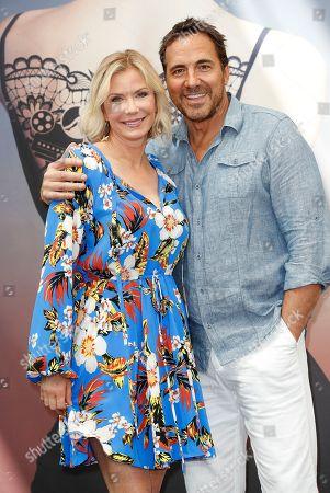 Katherine Kelly Lang and Thorsten Kaye