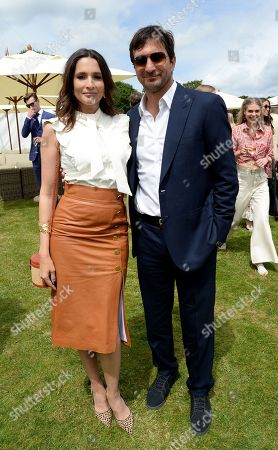 Editorial image of Cartier Queen's Cup at Guard's Polo Club, Windsor Great Park, UK - 17 Jun 2018