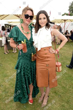 Alice Temperley and Astrid Munoz
