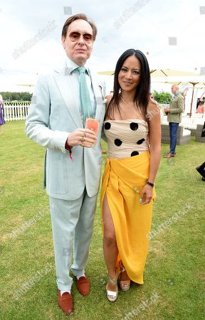 Nick Foulkes and Vicky Lee