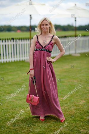 Editorial photo of Cartier Queen's Cup at Guard's Polo Club, Windsor Great Park, UK - 17 Jun 2018