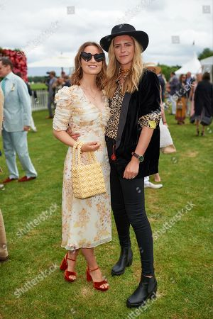 Kelly Eastwod and Annabel Simpson