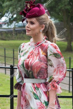 Stock Image of Lady Kitty Spencer