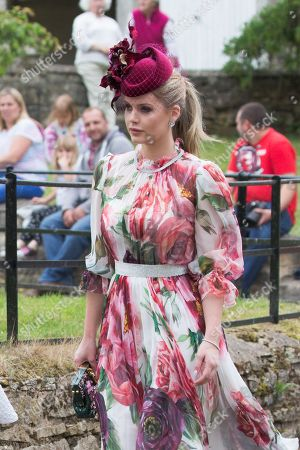 Stock Picture of Lady Kitty Spencer