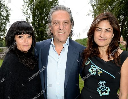 Editorial picture of NSPCC an evening at the River Cafe, London, UK - 17 Jun 2018