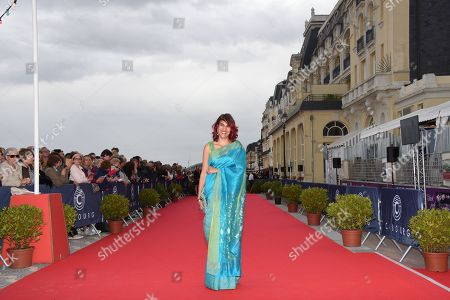 Editorial photo of Closing Ceremony, 31st Cabourg Film Festival, France - 16 Jun 2018