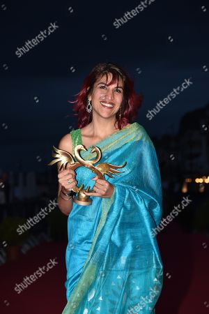 Winner of the Audience Award Rohena Gera
