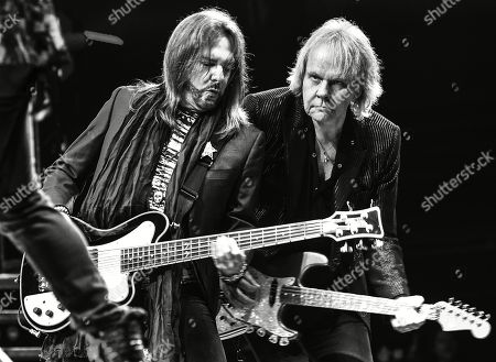 "Ricky Phillips and James ""JY"" Young of Styx"