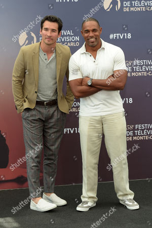 Jay Hayden and Jason Winston George