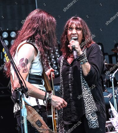 Tesla - Dave Rude and Jeff Keith
