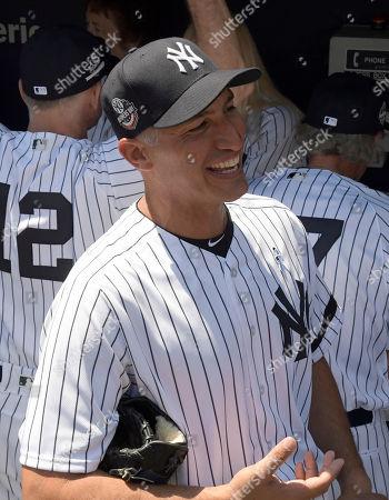 Editorial photo of Old Timer's Day Yankees Baseball, New York, USA - 17 Jun 2018