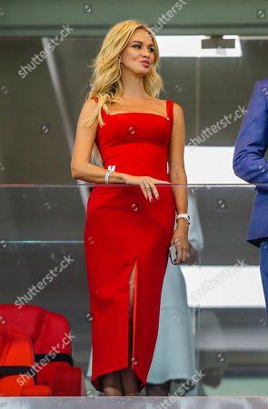 Victoria Lopyreva World Cup ambassador