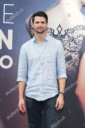 Stock Photo of James Lafferty from the serie 'Everyone is Doing Great'