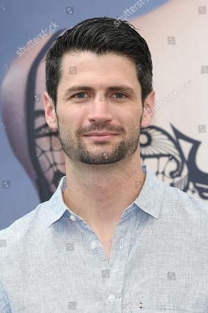 Stock Image of James Lafferty from the serie 'Everyone is Doing Great'