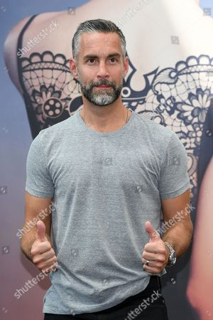 Stock Photo of Jay Harrington from the serie 'S.W.A.T'