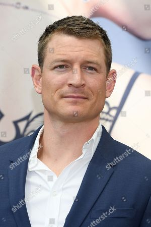 Philip Winchester from the serie 'Law & Order : SVU'