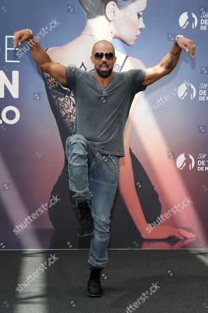 Shemar Moore from the serie 'S.W.A.T'