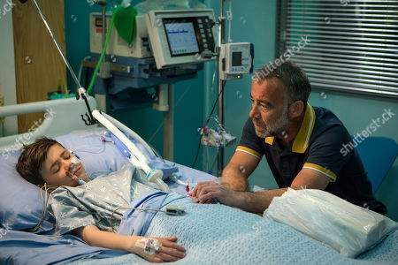 Ep 9499 Wednesday 4 July 2018 - 2nd Ep Ali tells Kevin Webster, as played by Michael Le Vell, that Jack Webster, as played by Kyran Bowes, is not responding to the antibiotics as well as they had hoped. Kevin fights back the tears feeling helpless.