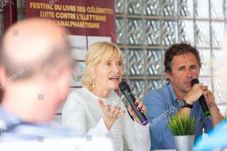 Editorial image of Des Livres des Stars Festival, Marseille, France - 17 Jun 2018