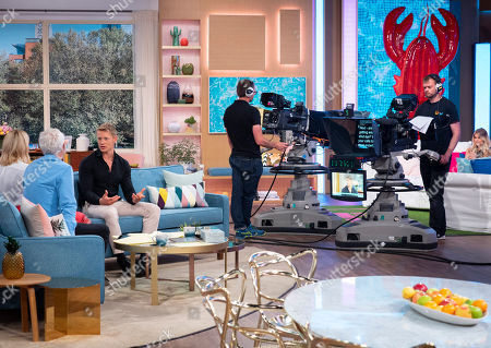 Phillip Schofield, Holly Willoughby, Charlie Frederick and Hayley Hughes