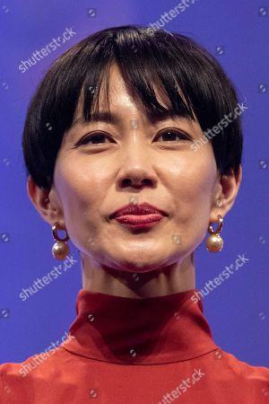 Japanese actress Yoshino Kimura
