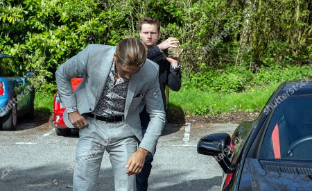 Ep 8184 & Ep 8185 Friday 22nd June 2018 When Freddy, as played by Jamie Bacon, parks at a hotel Lachlan White, as played by Thomas Atkinson, gets out of the car, preparing to attack him....