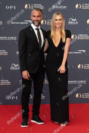 Jay Harrington and Monica Richards