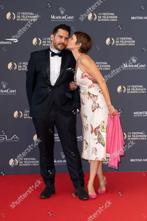 Editorial photo of 58th International Television Festival opening ceremony, Monte Carlo, Monaco - 15 Jun 2018