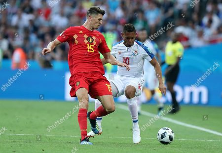Editorial picture of Group G Belgium vs Panama, Sochi, Russian Federation - 18 Jun 2018