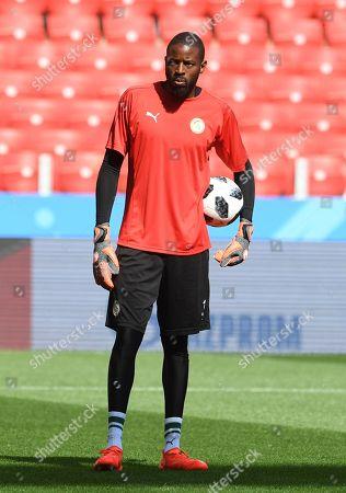 Stock Photo of Abdoulaye Diallo