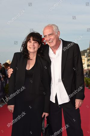 Editorial picture of Closing ceremony, 31st Cabourg Film Festival, France - 15 Jun 2018