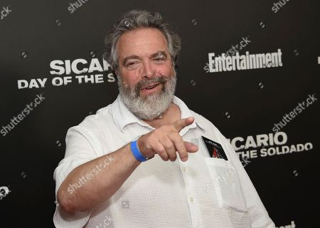 """Restaurateur Drew Nieporent attends a special screening of Columbia Pictures' """"Sicario: Day of the Soldado"""" at Meredith, Inc., in New York"""