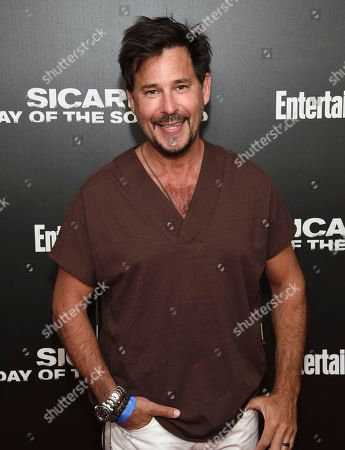 "Ricky Paull Goldin attends a special screening of Columbia Pictures' ""Sicario: Day of the Soldado"" at Meredith, Inc., in New York"