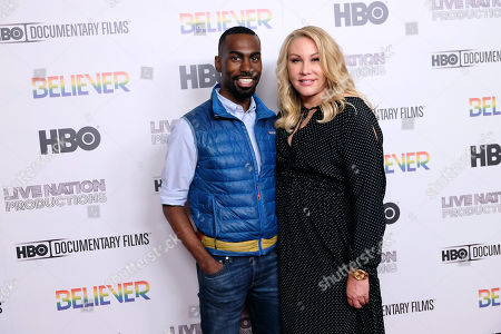 DeRay Mckesson and Heather Parry (LiveNation Productions)