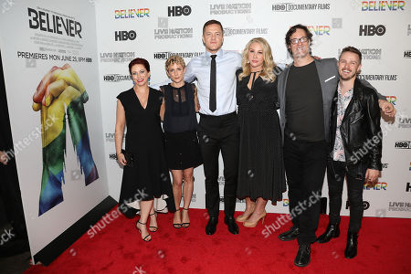 Sara Bernstein, Sheena M. Joyce, Dan Reynolds, Heather Parry, Don Argott and Lance Lowry