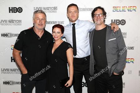 Alec Baldwin, Sheena M. Joyce, Dan Reynolds and Don Argott (Director)