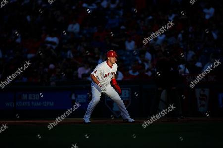 Editorial image of Diamondbacks Angels Baseball, Anaheim, USA - 18 Jun 2018