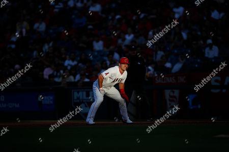 Editorial photo of Diamondbacks Angels Baseball, Anaheim, USA - 18 Jun 2018