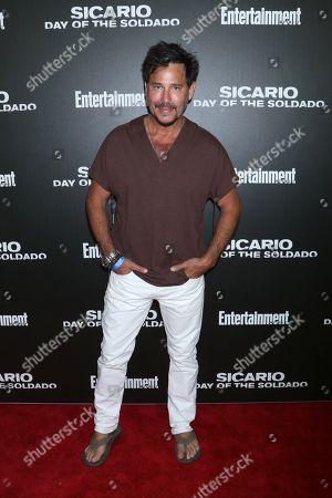 Editorial photo of 'Sicario: Day of the Soldado' special screening, New York, USA - 18 Jun 2018