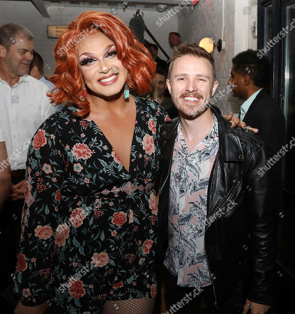 Alexis Michelle and Lance Lowry