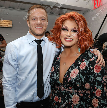 Dan Reynolds and Alexis Michelle