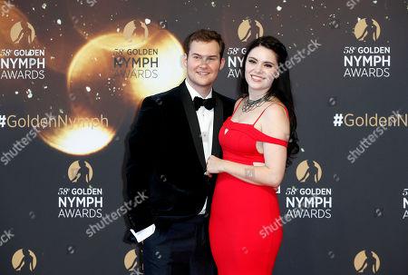 Justin Prentice and Annika