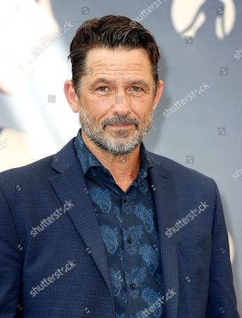 US actor Billy Campbell poses during a photocall for the TV series 'Cardinal' at the 58th Monte Carlo Television Festival in Monaco, 19 June 2018. The event will take place from 15 to 19 June.