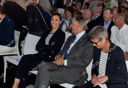 Crown Princess Victoria, Jan Eliasson