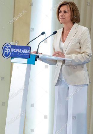 Maria Dolores de Cospedal