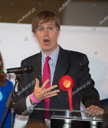 Labour Party Candidate Stephen Timms Who Regained His East Ham Seat With A Majority Of 39 883  9617