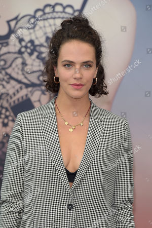 Stock Picture of Jessica Brown-Findlay